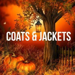 Jackets & Blazers - Coats & Jackets